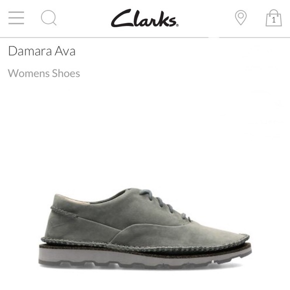best sell online for sale fashion styles Clarks Damara Ava Tan Leather Oxford Style